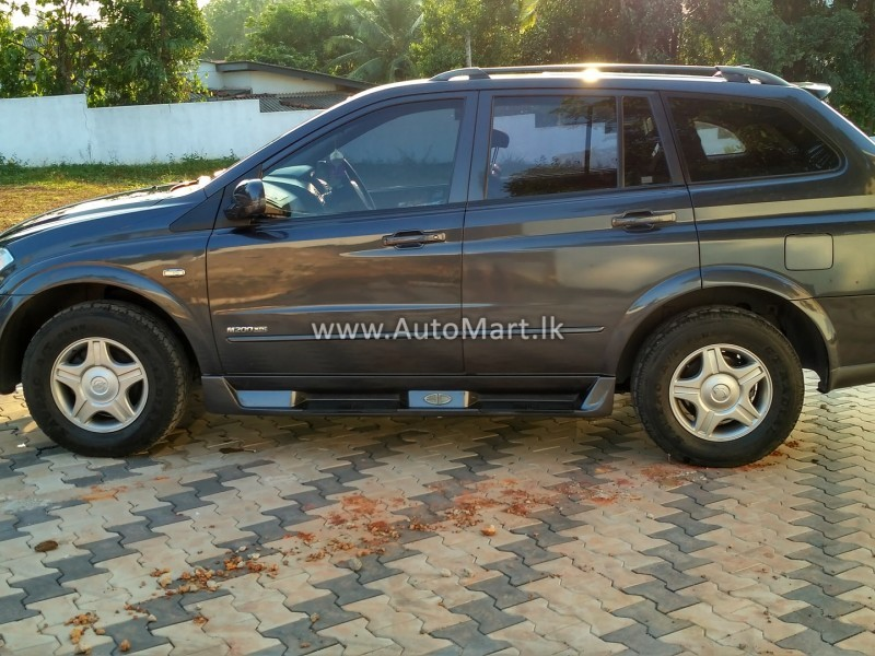 Image of SsangYong Kyron 2008 Jeep - For Sale