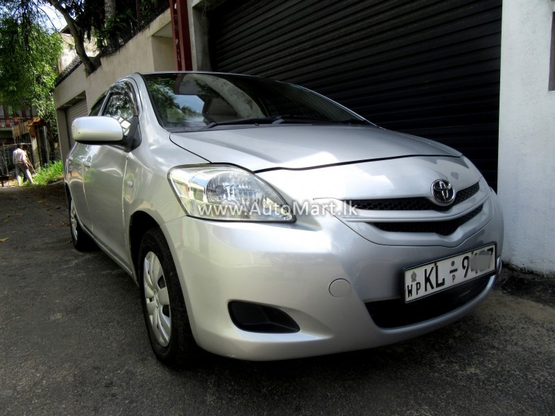 Image of Toyota BELTA 2010 2007 Car - For Sale