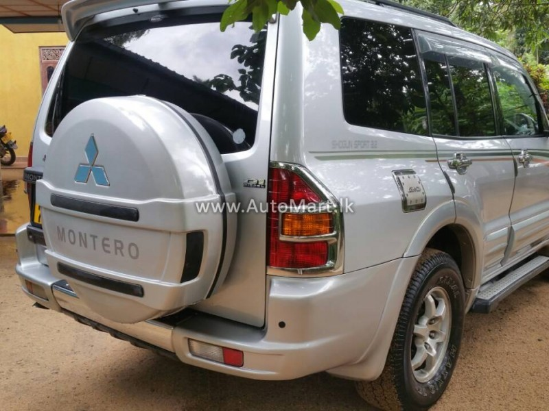 Image of Mitsubishi Mitsubishi Montero 2000 Jeep - For Sale