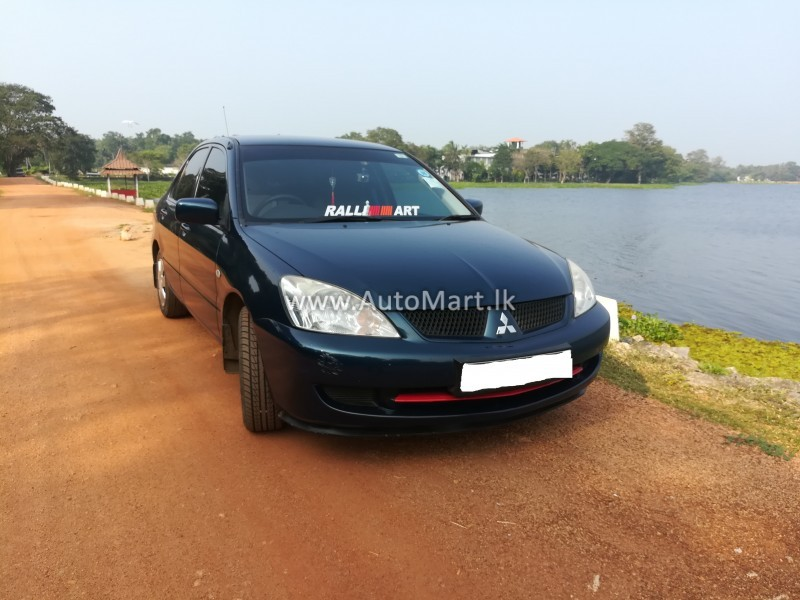 Image of Mitsubishi Lancer-CS1-GLX 2008 Car - For Sale