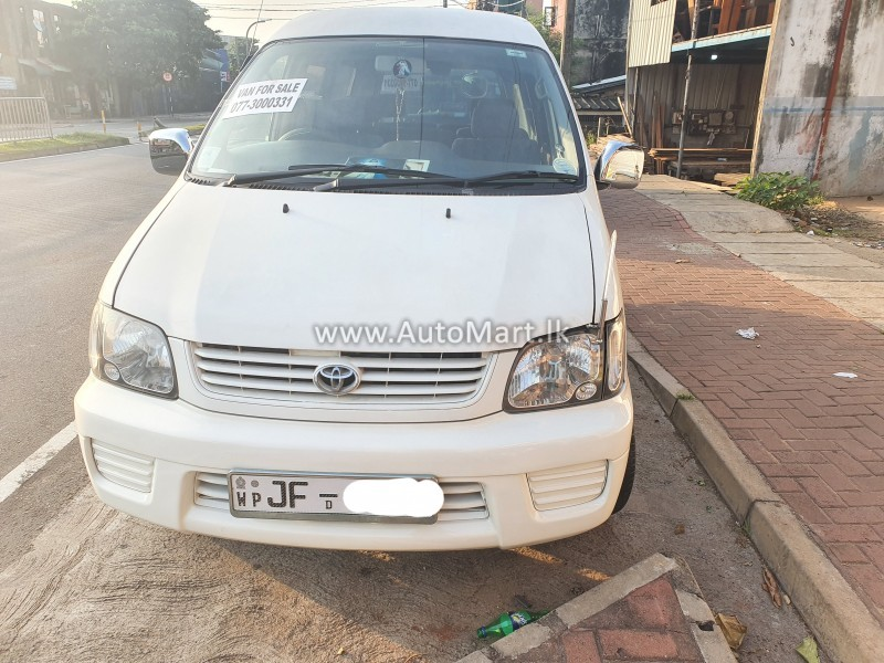 Image of Toyota CR42 1999 Van - For Sale