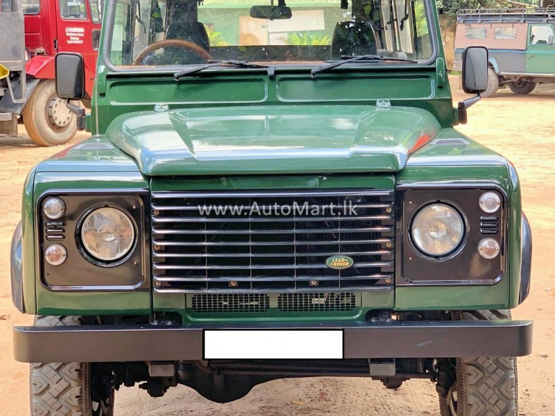 Image of Land Rover Defender 2001 Jeep - For Sale