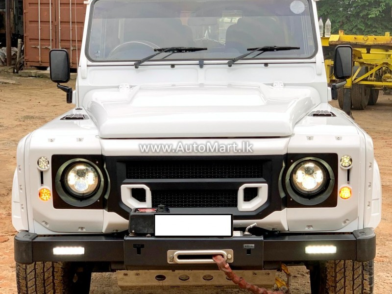 Image of Land Rover Defender 2014 Jeep - For Sale