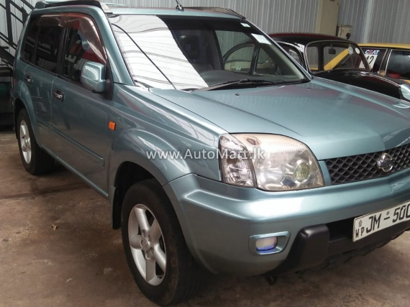 Image of Nissan Xtrail 2002 Car - For Sale