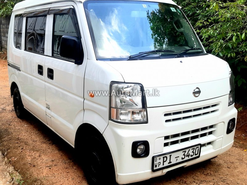 Image of Suzuki Every(nissan cipper) 2013 Van - For Sale