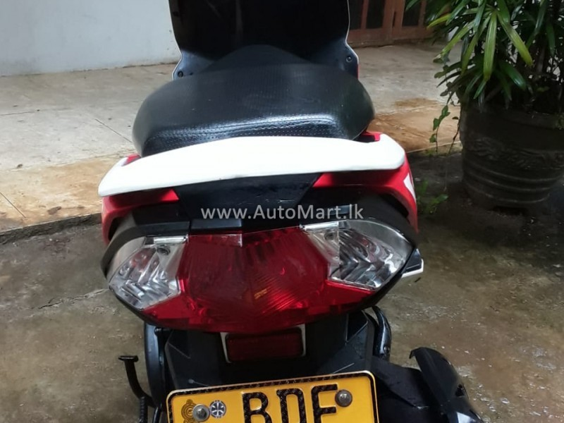 Image of Honda DIO 2015 Motorcycle - For Sale
