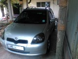 Toyota Vitz 2001 Car