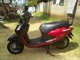 Hero Pleasur 2011 Motorcycle