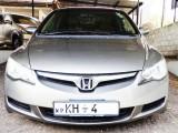 Honda Civic FD 4 2008 Car