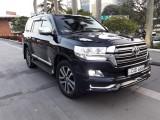 Toyota Land cruiser sahara VX V8 2012 Jeep