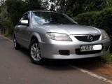 Mazda BJ5P 2001 Car