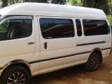 Toyota LH 123 Hi roof 1993 Van