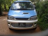 Mitsubishi L 400 space gear 1995 Van