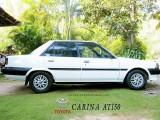 Toyota Carina AT150 1986 Car