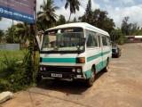 Mitsubishi MMC 1982 Bus
