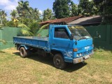 Isuzu Elf 1983 Lorry
