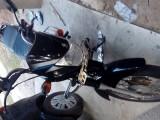 Bajaj CT100 Black - Blue 2013 Motorcycle