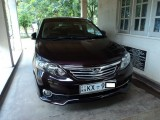 Toyota Allion G Plus 2013 Car