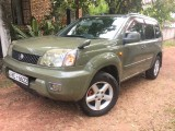 Nissan X-Trail 2003 Jeep