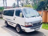Toyota Dolphin LH102 1993 Van