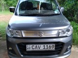 Suzuki Wagon r indian 2017 Car
