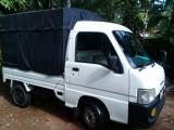 Subaru Trak 2000 Lorry