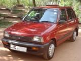 Suzuki Maruti 800 EFI 2003 Car