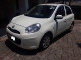 Nissan Nissan March AK13 Push Start 2010 Car