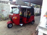 Bajaj 4 Stroke Double Light 2012 Three Wheel