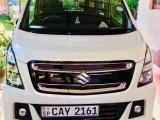 Suzuki wagon r (Stingray) 2018 Car