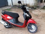 Hero Honda Pleasure 2011 Motorcycle