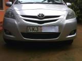Toyota Yaris 2008 Car