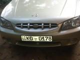 Hyundai Accent 2001 Car