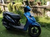 TVS Wego 2017 Motorcycle