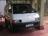Toyota CR 27 1990 Van