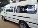 Toyota Hiace van 123 1997 Van