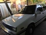 Mitsubishi Lanser C12a 1986 Car