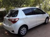 Toyota Vitz smart stop safety edition 2 2018 Car