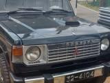 Mitsubishi PEJERO 1987 Jeep