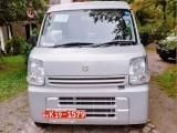 Suzuki Every, PC, P shutters 2015 Van