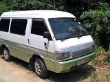 Mazda Bongo (high roof) 1995 Van