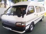 Toyota Hiace 123 1993 Van