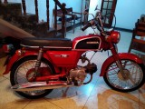 Honda Cd70 1978 Motorcycle