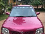 Nissan MACH K11 2002 Car