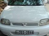 Nissan march 1996 Car