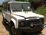 Land Rover defender 1985 Jeep