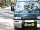 Mitsubishi po5 1990 Van