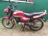 TVS Star City 2007 Motorcycle