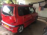 Perodua kanari 2008 Car