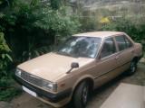 Nissan B11 1984 Car